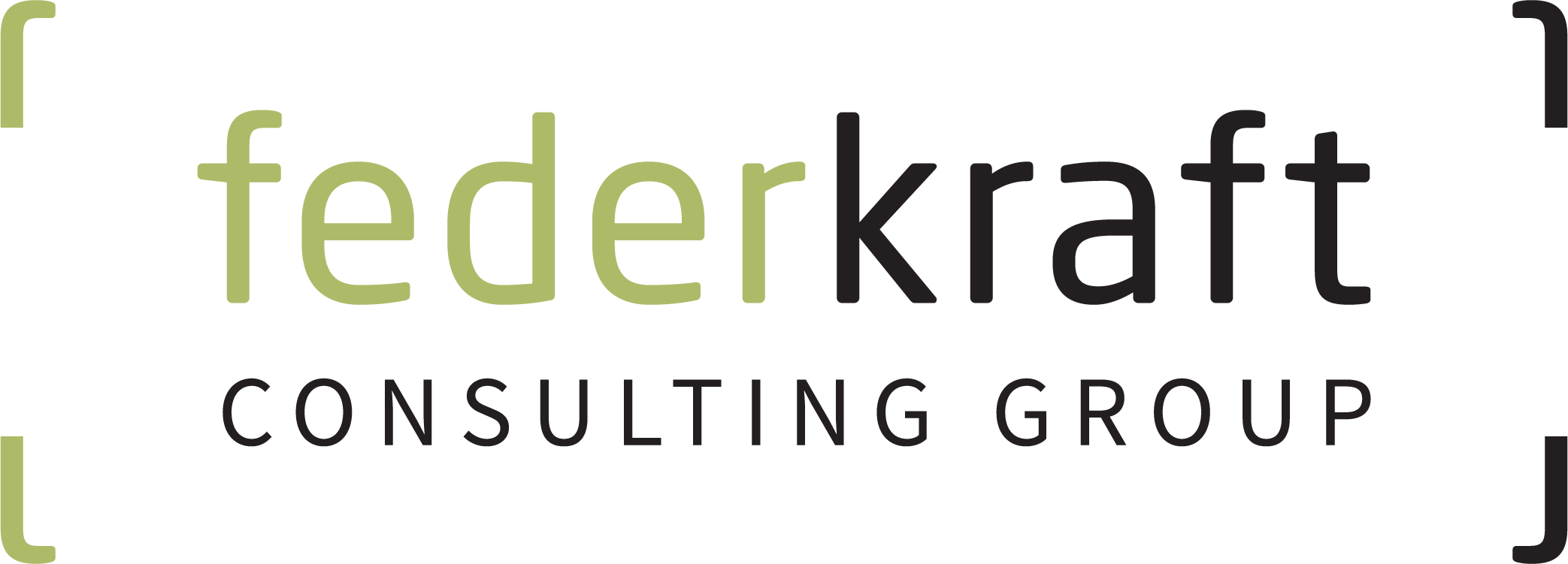 Logo federkraft CONSULTING GROUP